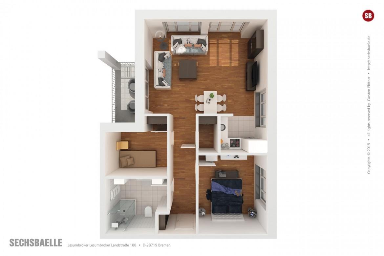 Convivo_Immobilienvisualisierung_Ganderkesee_CR12