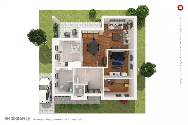Convivo_Immobilienvisualisierung_Ganderkesee_CR8