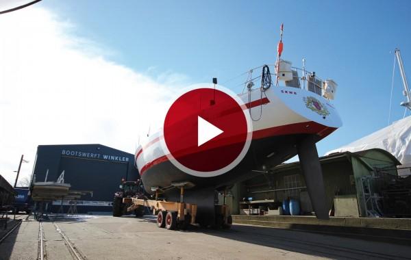 Bootswerft Winkler – Saisonstart