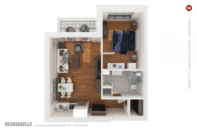 Convivo_Immobilienvisualisierung_Ganderkesee_CR11