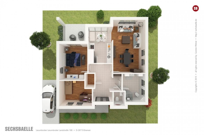 Convivo_Immobilienvisualisierung_Ganderkesee_CR9